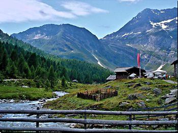 Lazinshof in Pfelderer Tal