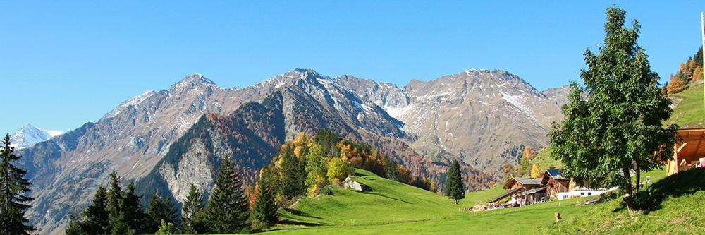 Bergpanorama Passeiertal